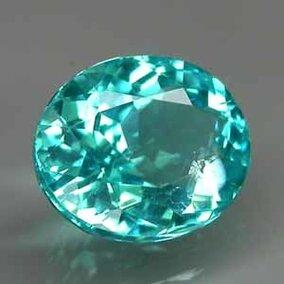 €59,99 0.97 CT. Top Neon Green Paraiba Apatite, SI